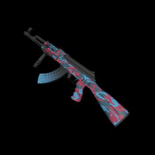 Party Camo AK-47