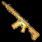 Gold Season 2 Showdown AR-15