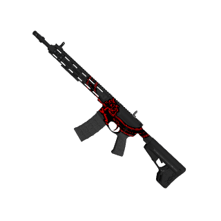 Nightmare Unicorn AR-15