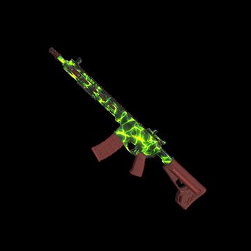 Toxic AR-15