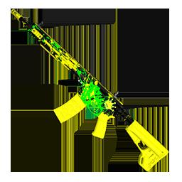 Showdown Season 3 AR-15