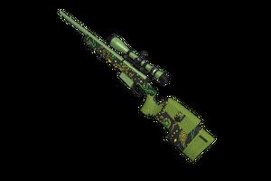 Muertos Sniper Rifle
