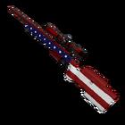 Patriotic Sniper Rifle