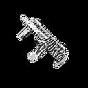 Zebra Hellfire 4-6