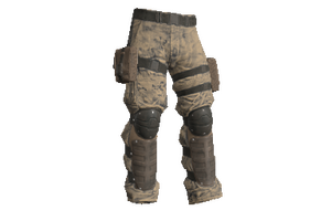 Nomad Military Pants