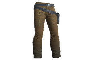 Scavenger Straight Leg Pants
