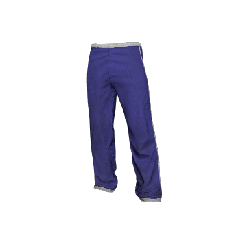 Blue Sports Pants