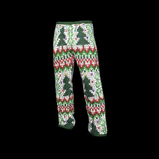 Holiday Warmup Pants