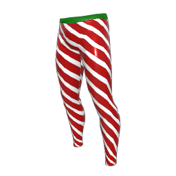 Candy Cane Leggings