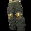 Skin: Gold Padded Pants