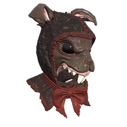 Chocolate Rabbit Mask