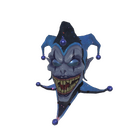 Cosmic Jester Mask