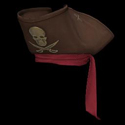 Dread Pirate Helmet