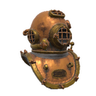 Nautilus Diving Helmet