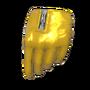 Vixen Yellow Gloves