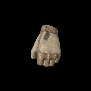 Skin: Tan Gloves