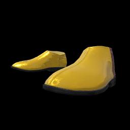 Vixen Yellow Shoes