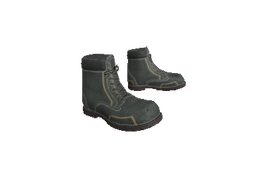 Sniper Stealth Shoes