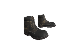 Desert Warfare Work Boots