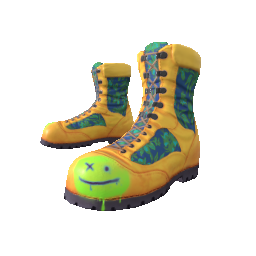 Happy Face Boots