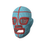 Contender Luchador Mask