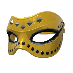 Vixen Yellow Mask