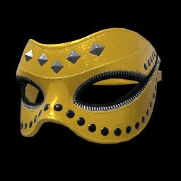 Vixen Yellow Mask