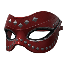 Vixen Red Mask