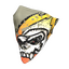 Skin: Flaming Skull Face Bandana