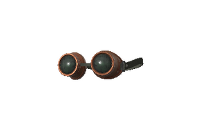 Copper Steampunk Goggles