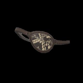 Skin: Snakeskin Eyepatch