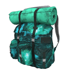 Galactic Survivor Backpack