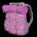 Pink Skulls Survivor Backpack