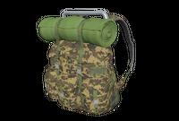 Camo Survivor Backpack