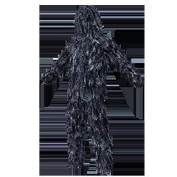 Dark Mode Ghillie Suit