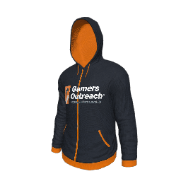 Gamers Outreach Hoodie
