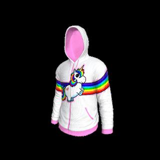 Rainbow Unicorn Hoodie