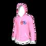 Twin Galaxies Hoodie (Pink)