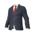 Skin: Navy Suit Jacket