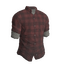 Skin: Red Flannel Shirt