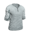 Skin: Tech Henley Shirt