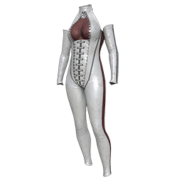 Vixen White Suit
