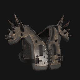 Nomad Armored Shoulderpads