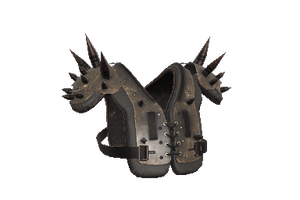 Nomad Armored Shoulderpads