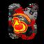 Flamehopper Makeshift Armor