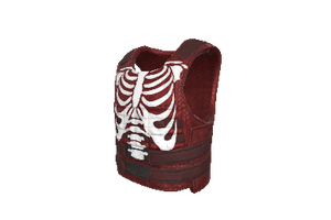 Red Bone Body Armor