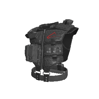 Heavy Assault Body Armor
