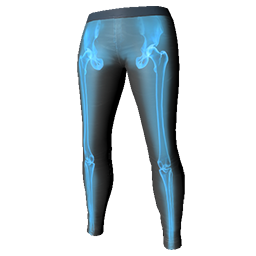 Skin: Bone Leggings