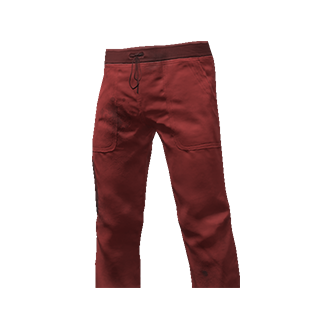 Red Scrubs Pants