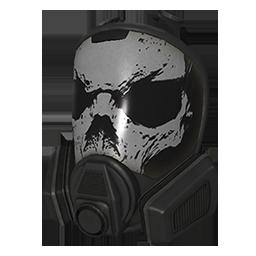 Skull Full Face Respirator